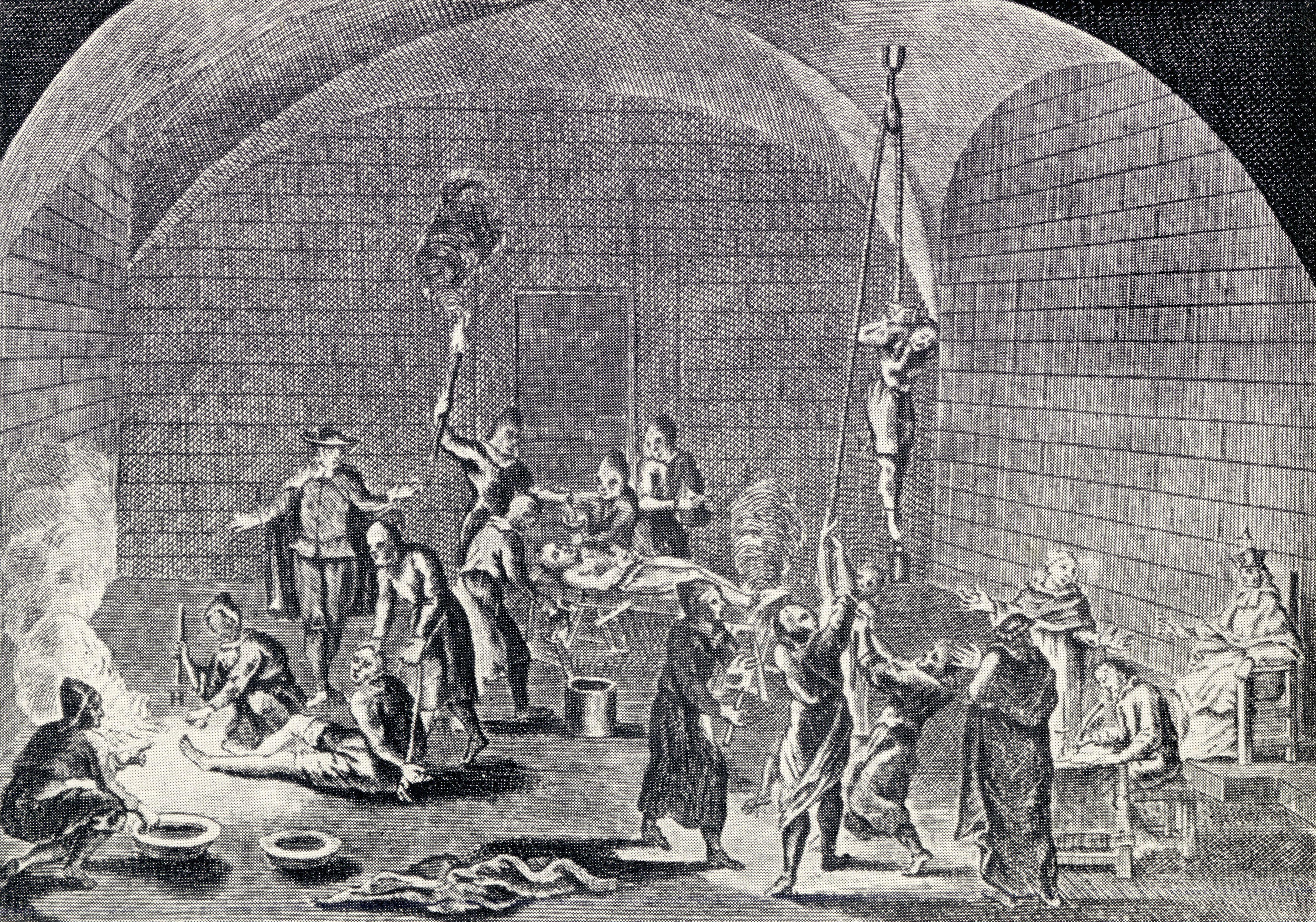 Інквізиція, тортури, катування_3