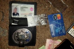 У Києві та Борисполі СБУ викрила поліцейських, причетних до наркобізнесу