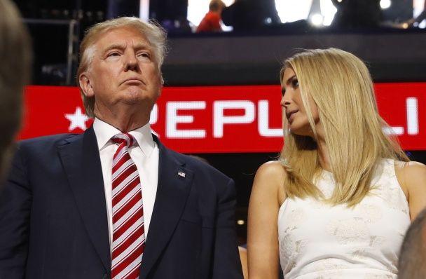 Трамп із донькою-красунею й гучні акції противників. Як проходить з'їзд Республіканської партії США