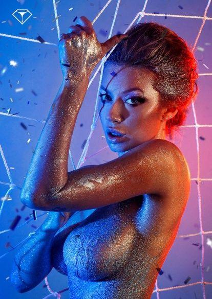 Поліна Логунова для Playboy_4
