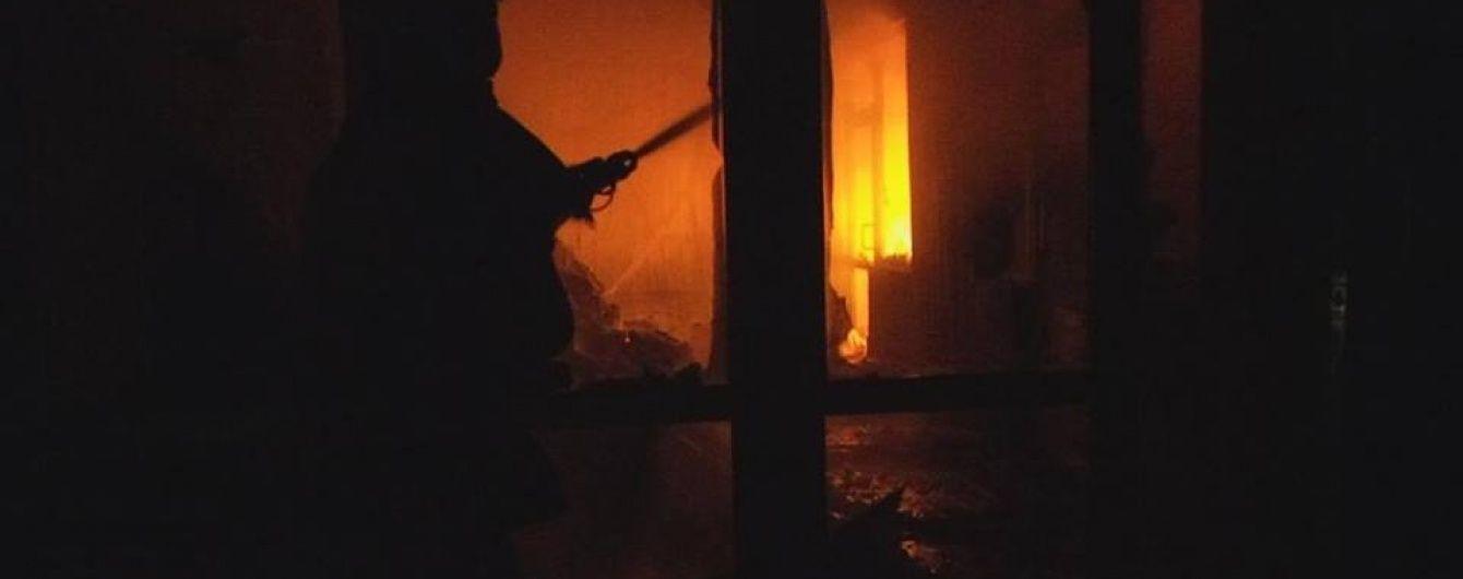 На Прикарпатті в будинку згоріла 2-річна дитина