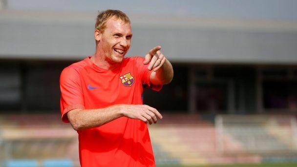 """""""Барселона"""" провела перше тренування перед стартом нового сезону"""