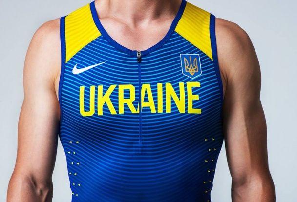 Українські легкоатлети представили олімпійську форму від відомого бренду
