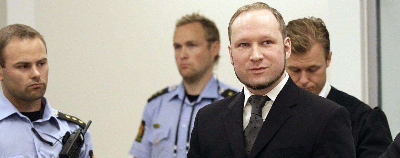 """П'ять років після жорстоких терактів в Осло. Як живеться кривавому """"норвезькому стрільцю"""""""