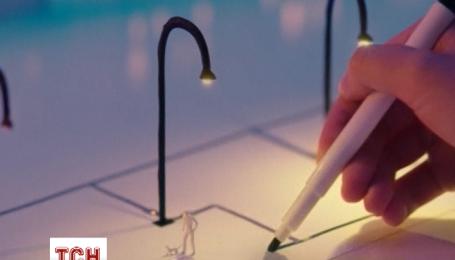 В Японии изобрели ручку-проводник электричества
