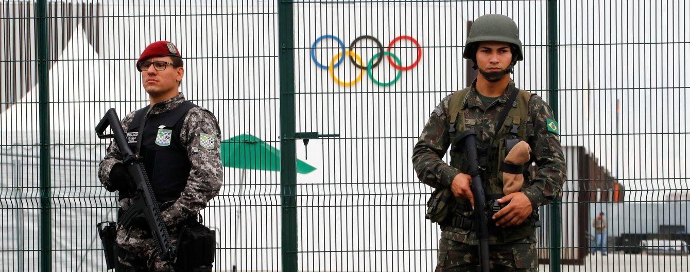 У Бразилії чоловік хотів викрасти олімпійський вогонь під час естафети