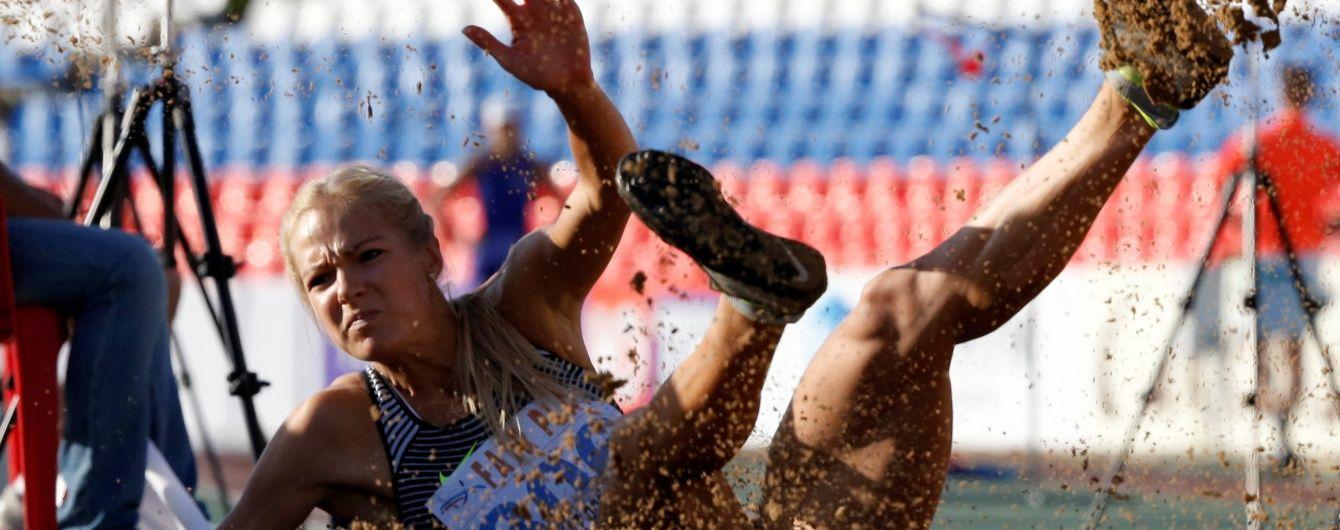 Дискваліфікацію російських легкоатлетів офіційно подовжено