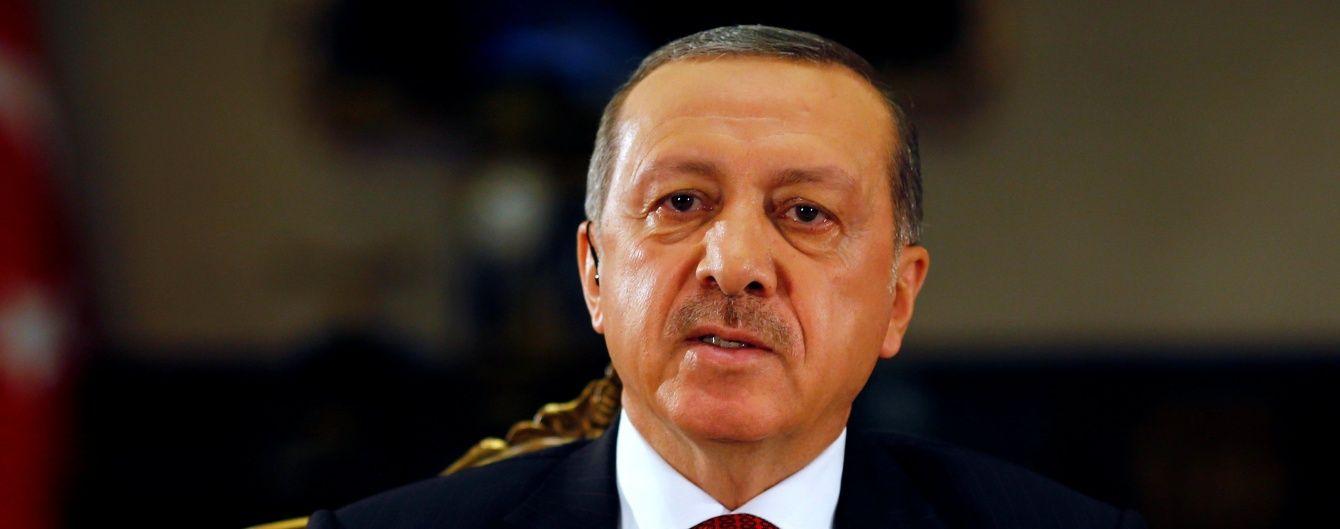 У Туреччині заарештували майже 300 охоронців Ердогана