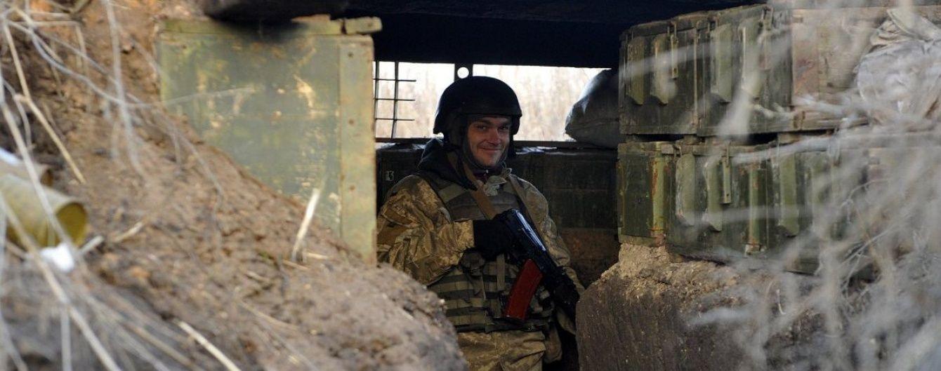 У Мар'їнці українські бійці змусили панічно відступити бойовиків від опорного пункту