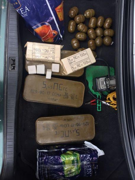 Заступника командира 53-ї бригади викрили на продажу боєприпасів бойовикам - ГПУ