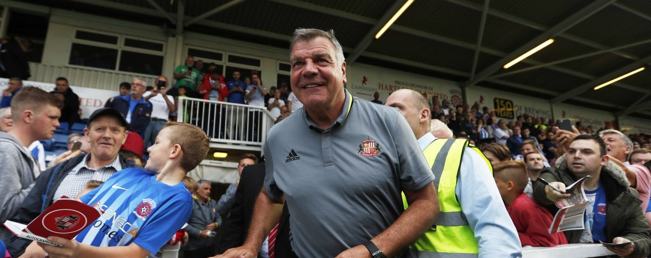 """""""Великий Сем"""" офіційно очолив збірну Англії з футболу"""