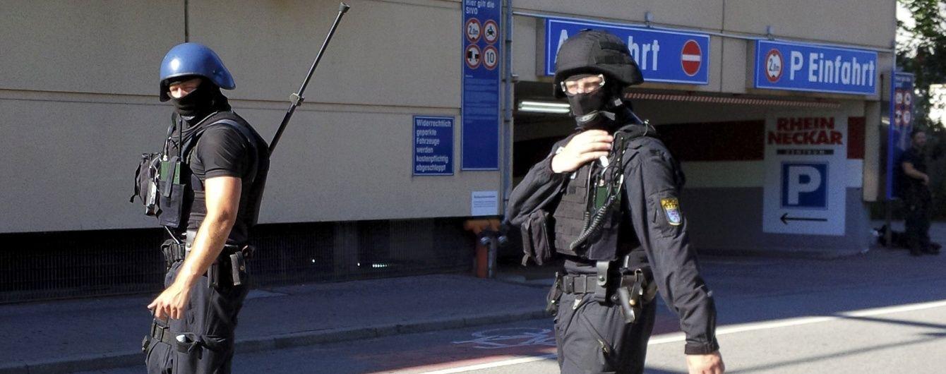 У Мюнхені поліція проводить масштабну операцію з пошуку злочинця