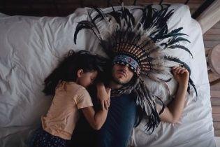 """SunSay зняв доньку у кліпі на пісню, яку готував для """"Євробачення 2016"""""""