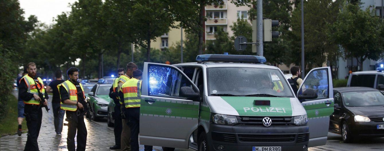 У Мюнхені зупинився весь міський транспорт через теракт