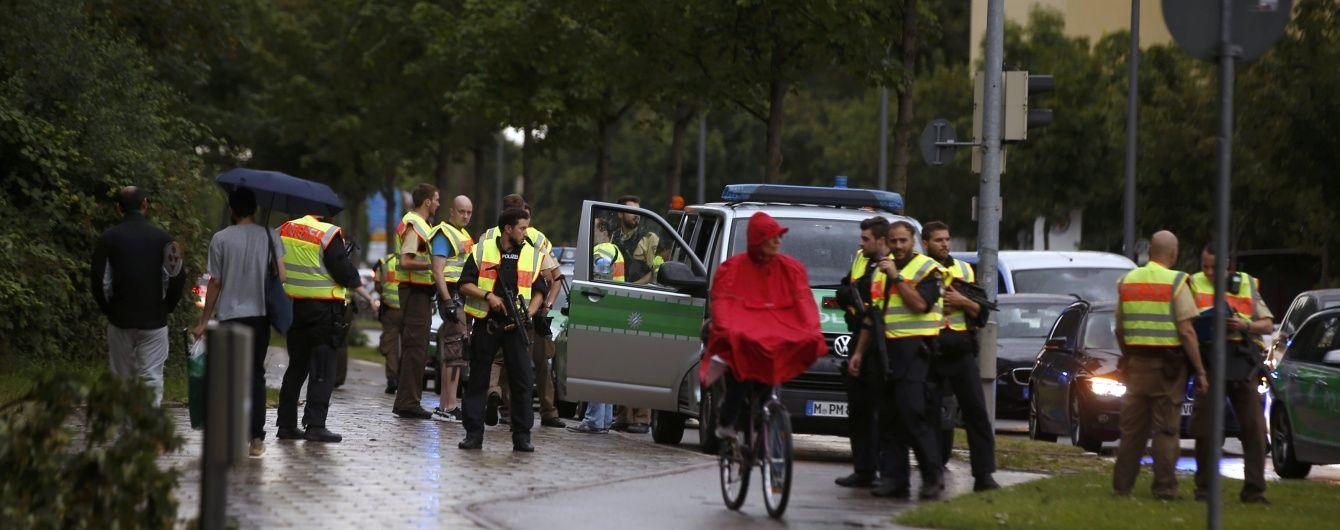Поліція Мюнхена заявила про трьох стрільців у місті