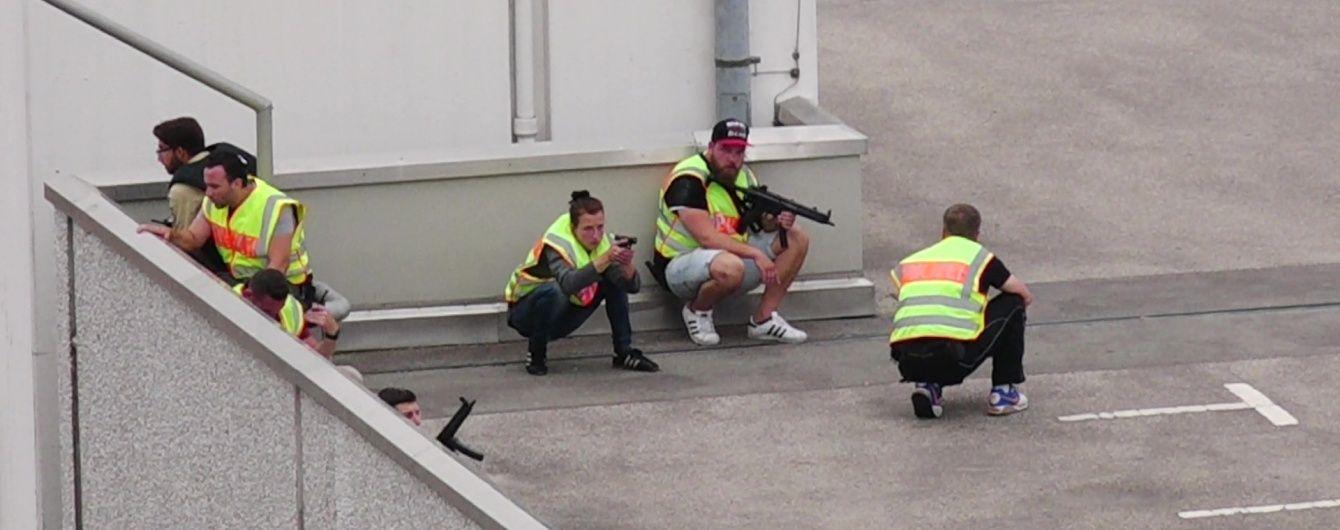 Поліція підтвердила загибель шістьох людей у стрілянині в Мюнхені