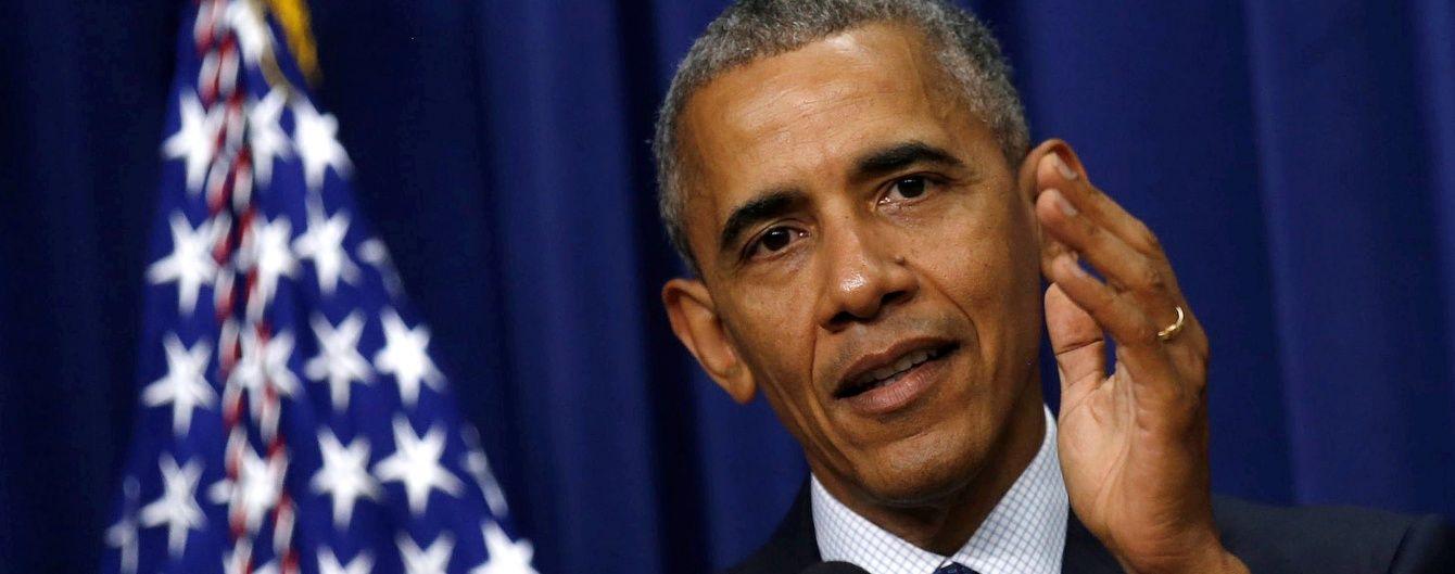 Обама не виключає, що РФ може впливати на вибори президента США