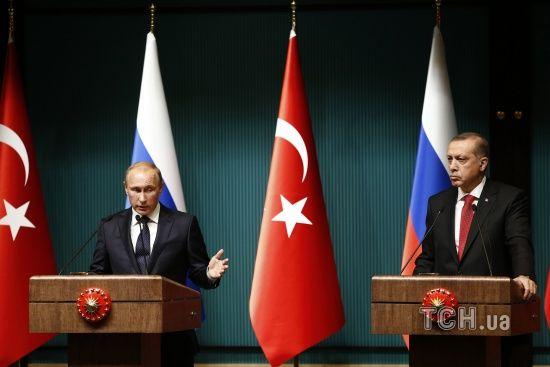 Ердоган особисто вів переговори з Путіним про звільнення Умерова та Чийгоза