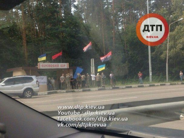 Під Києвом активісти готуються заблокувати хресний хід Московського патріархату
