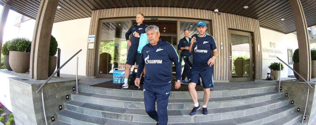 """Луческу заявив, що не переманюватиме до """"Зеніту"""" жодного гравця """"Шахтаря"""""""