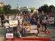З гордістю та словами підтримки у Києві проводять спортсменів на Олімпіаду в Бразилії