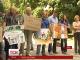 Два мітинги: чому думки жителів Бучі й Ірпеня щодо звинувачень мерів розділились