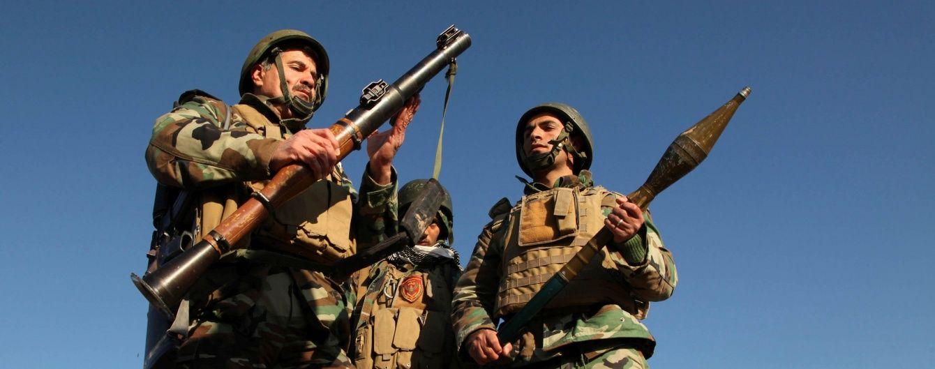 В иракском городе Тикрит произошел двойной теракт