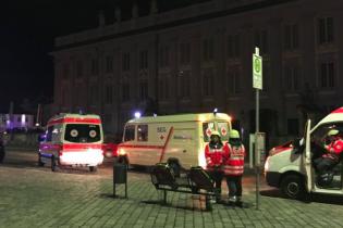 У місті в Баварії прогримів вибух, є постраждалі