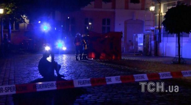 У німецькому Ансбаху зросла кількість постраждалих в результаті вибуху