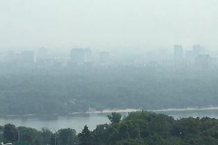 Забруднення повітря у Києві перевищило всі допустимі норми