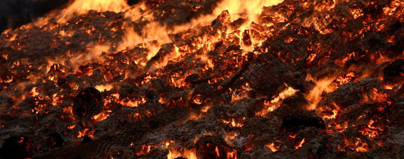 ДСНС попередила про найвищий рівень пожежної небезпеки в деяких областях України