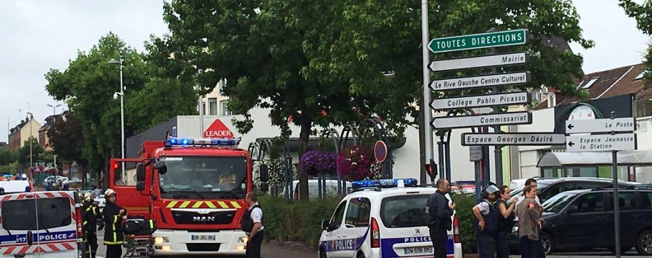 Під час нападу на церкву у Франції зловмисники перерізали горлянку священику