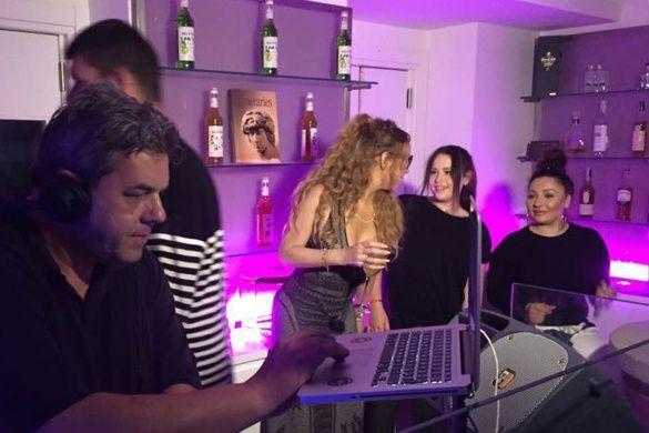 Мерайя Кері на вечірці_4