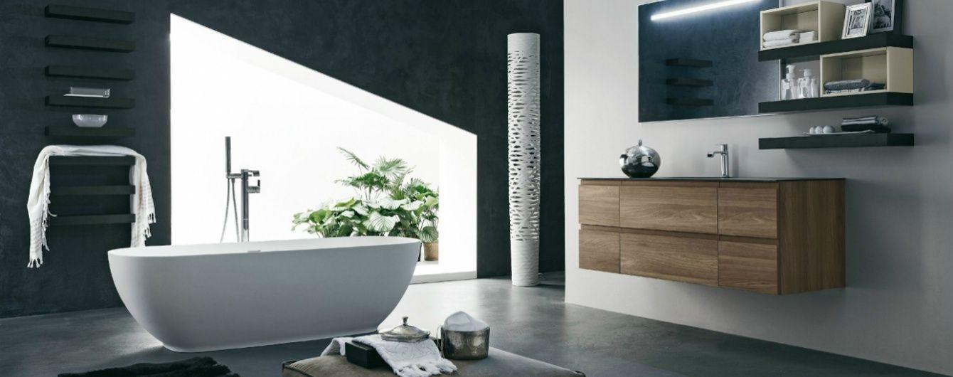 Якою мають бути ідеальні меблі для ванної?