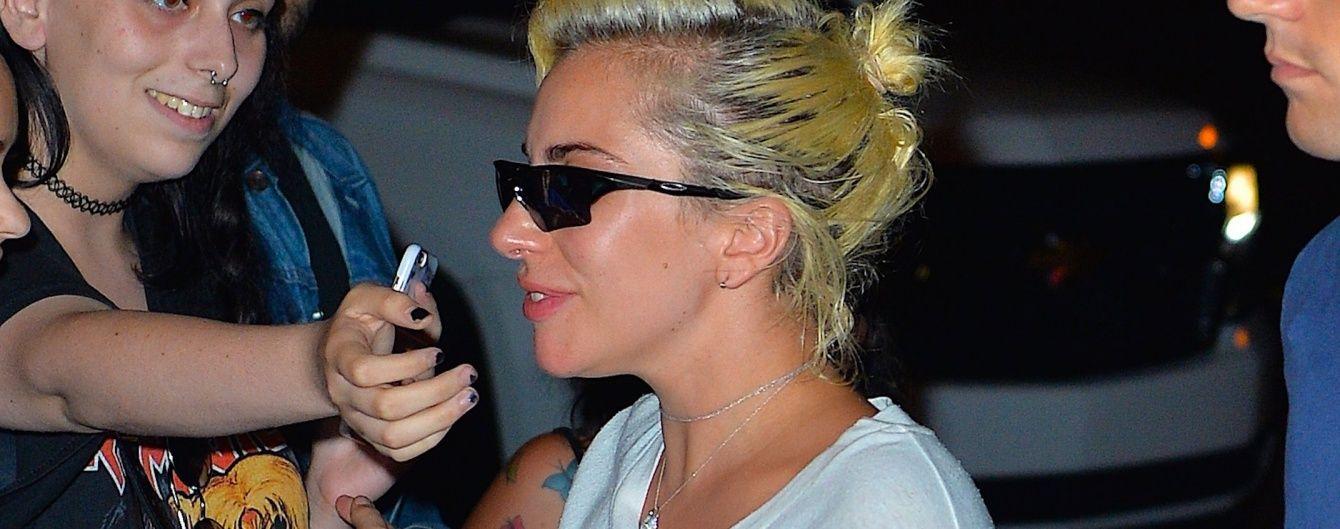 Перебрала: Леди Гага напилась после расставания с бойфрендом