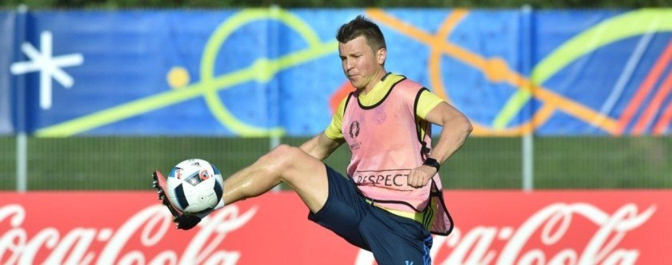 Випередити Шовковського: Ротань вийшов на 4 місце за матчами у збірній України
