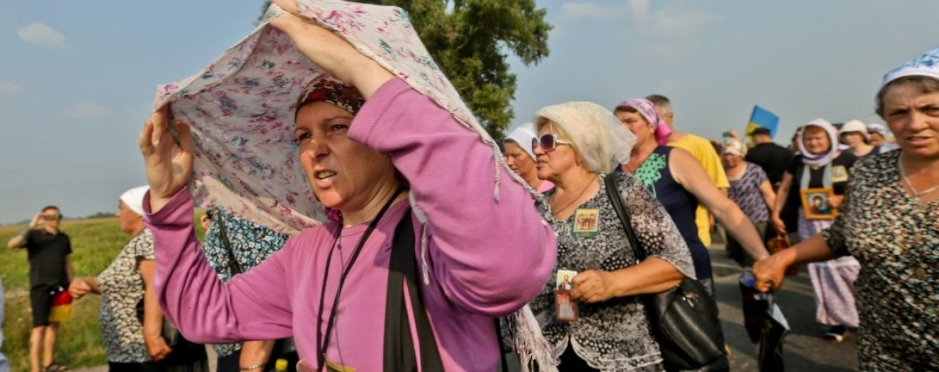 У Києві змінять маршрути громадського транспорту через хресний хід УПЦ МП