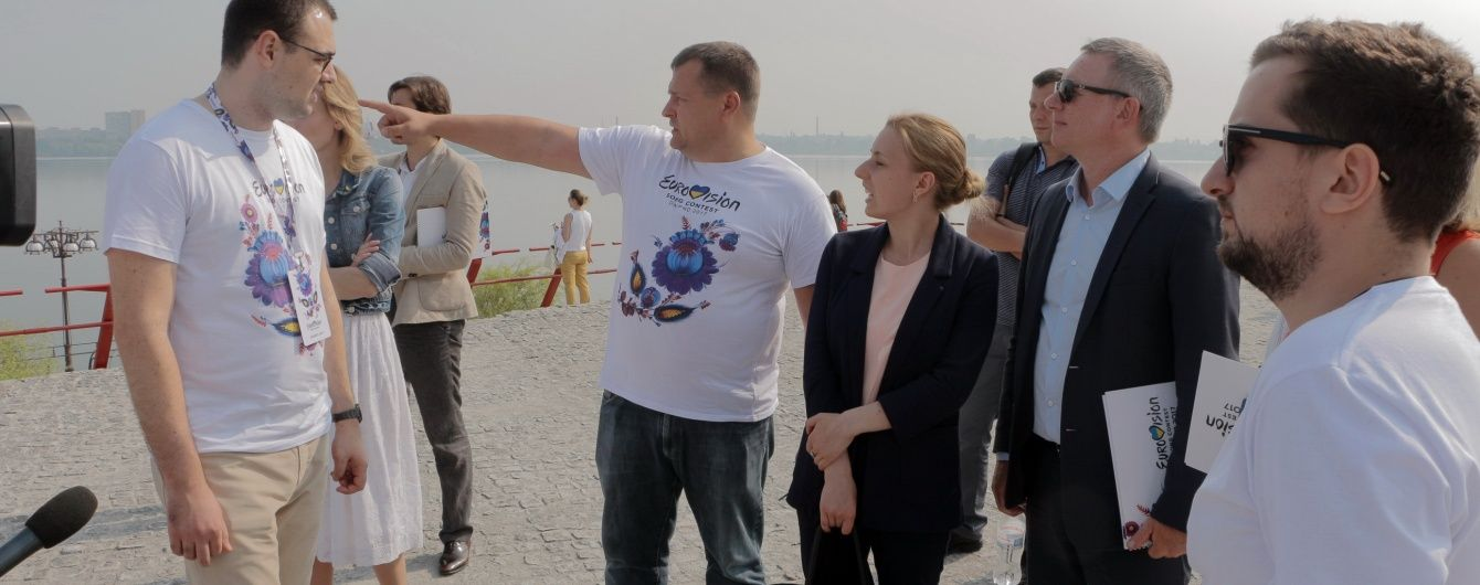 """Мер Дніпра назвав кругленьку суму, яке місто хоче витратити на """"Євробачення 2017"""""""