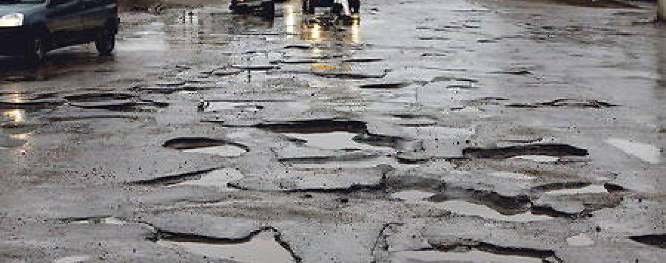 Жахливіші, ніж у Нігерії та Мозамбіку. Українські дороги потрапили до топ-5 найгірших у світі