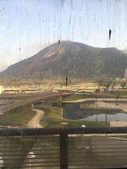 Олімпійське селище в Ріо проблеми
