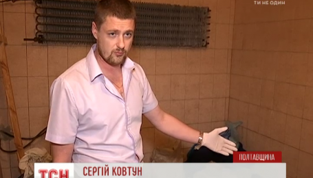 У Миргородському морзі без холодильника зберігають рештки, що містять збудники хвороб