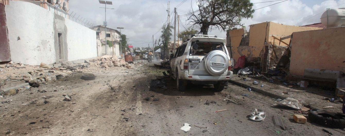Терористи підірвали базу миротворців у Сомалі