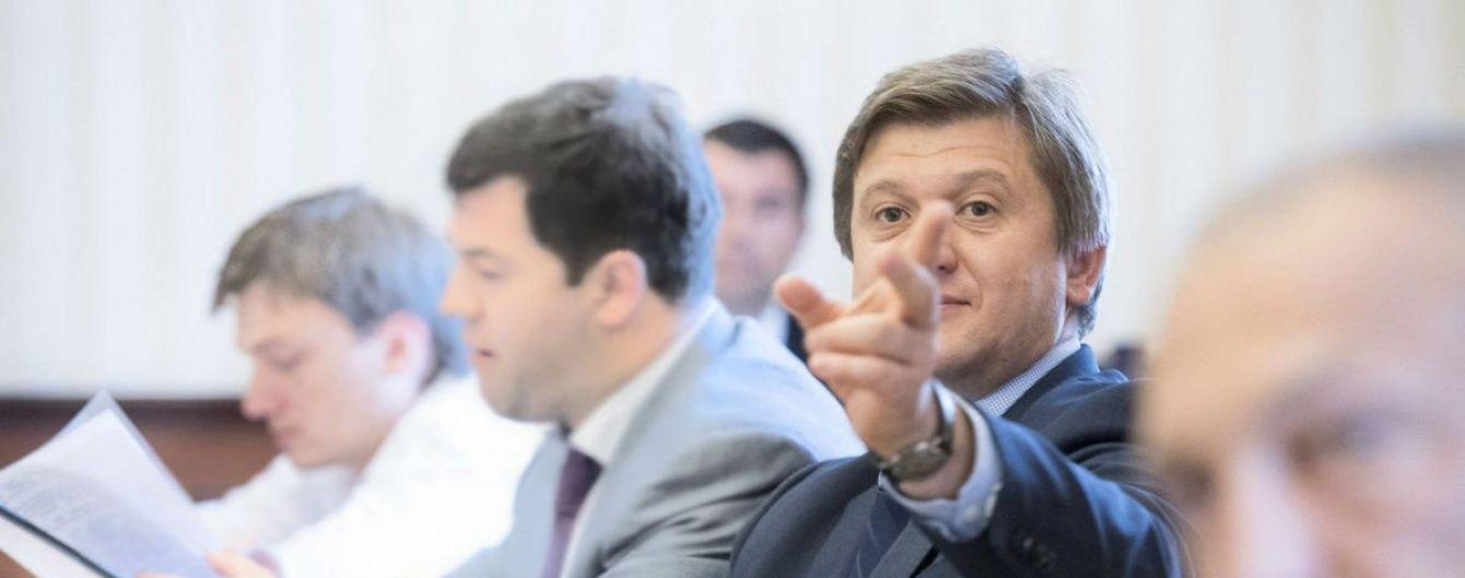 """Україна готова до переговорів з Росією щодо """"боргу Януковича"""", але готується до суду - Данилюк"""