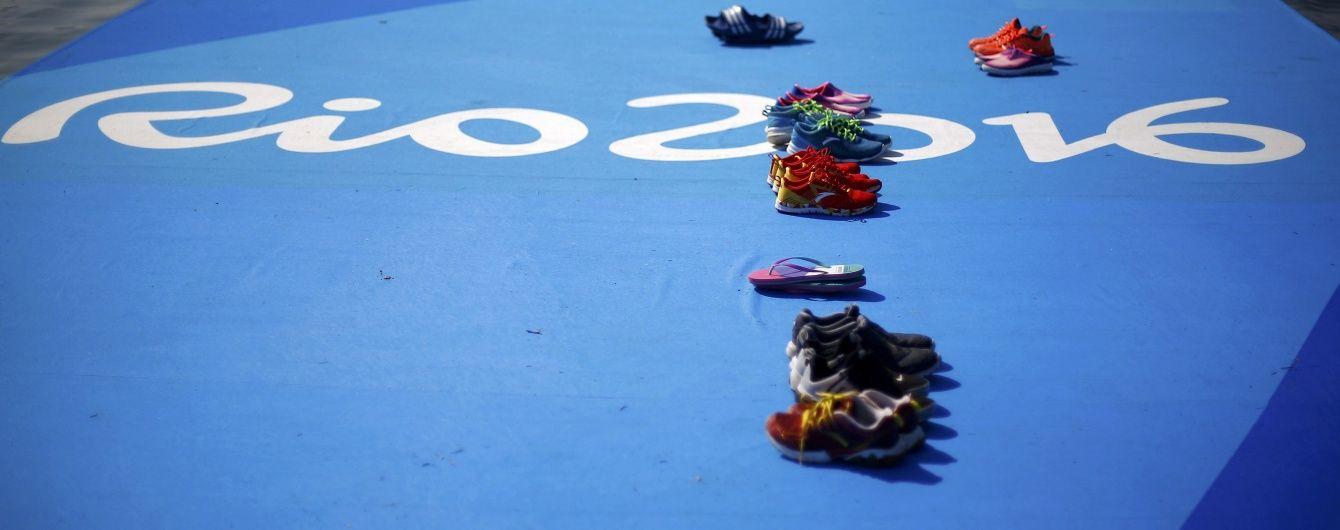 109 російських спортсменів не допущені до Олімпіади-2016