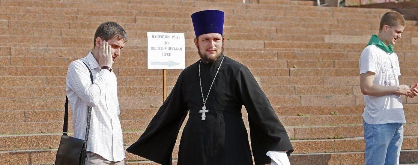 Охоплений полум'ям Патріарх Кирило та пісні Шнура. Як у Мережі відреагували на хресний хід