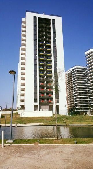 Олімпійське селище в Ріо