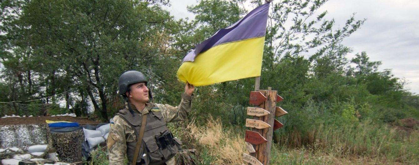 Воїни на передовій чекають великих провокацій на День Незалежності