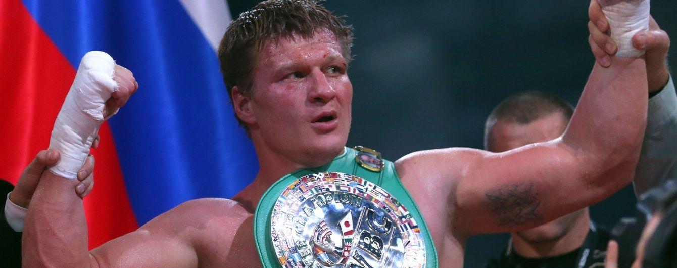 Президент WBC розповів, коли чекати на рішення у допінговій справі росіянина Повєткіна