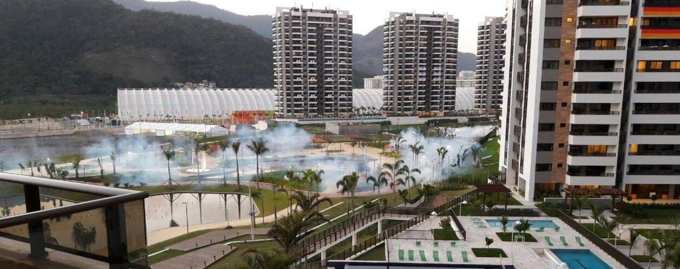 Українські олімпійці у Ріо миють підлоги і страждають від зникнення світла та Інтернету