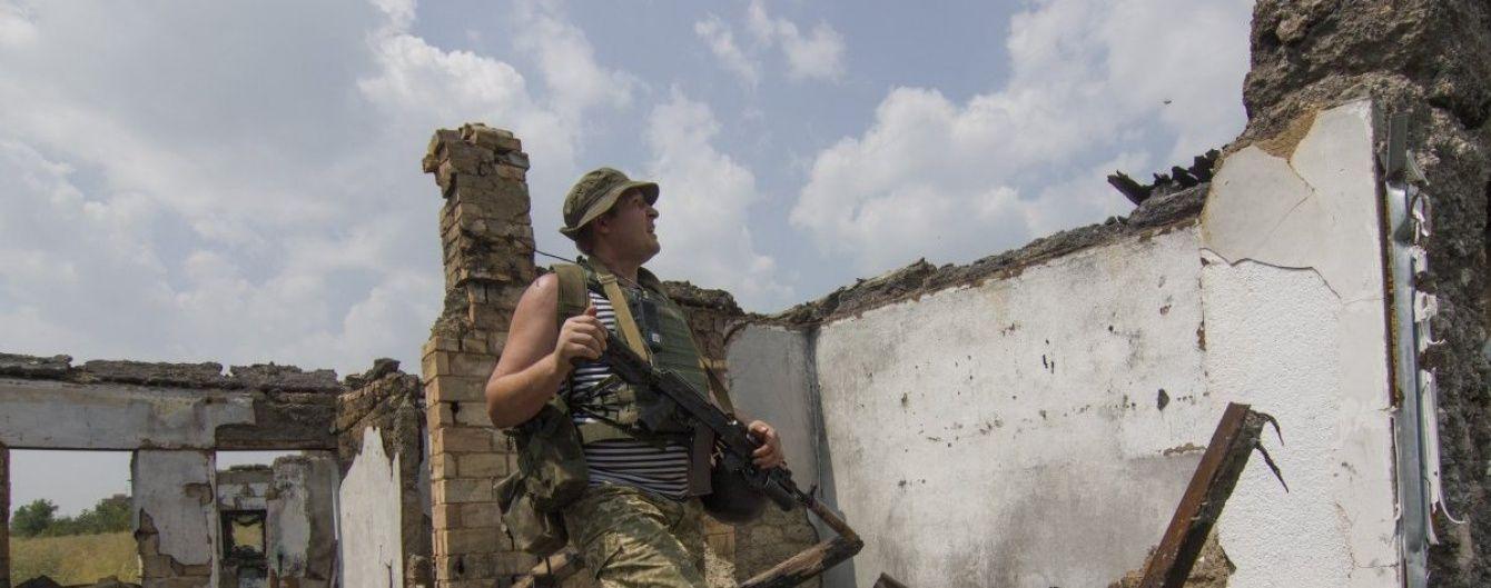 Бойовики зменшили кількість обстрілів у районі Маріуполя та збільшили їх на Луганщині
